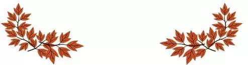 感恩节微信图文素材模板 公众号推文 微信订阅号推送素材