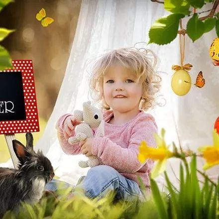 2019六一儿童节微信推文素材,61儿童节可爱卡通微信推送模板