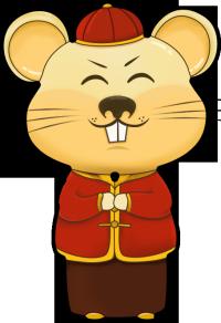 春节微信模板 新年公众号推文素材动态背景红色喜庆风格