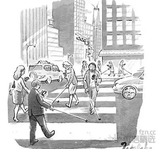 ♬ 一组深入骨髓的漫画,毫无幸免,全部躺枪……