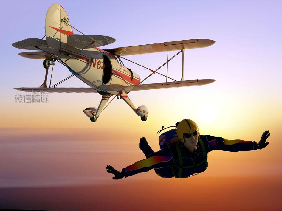 ❀唐僧师徒坐飞机去旅游,把我笑傻了~