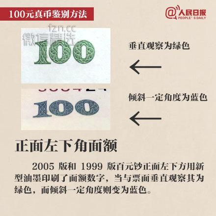 ❤ 识别新式假币的9大技巧,一 定要学!