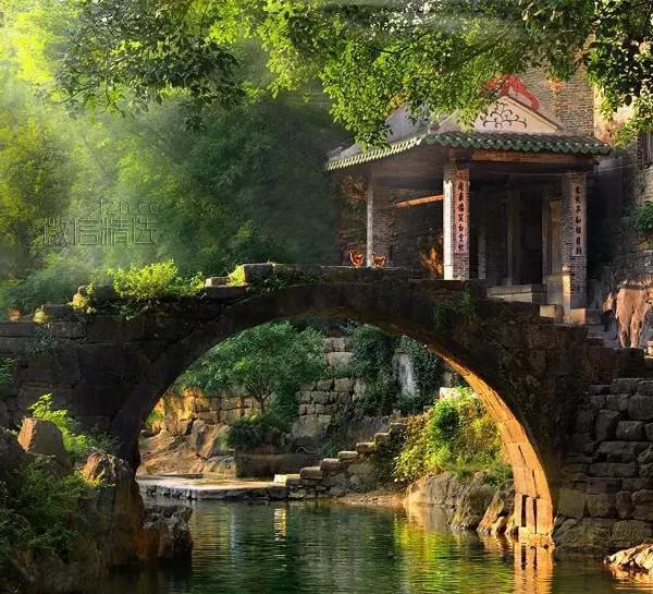 ❤全国最美古镇,第一个就被美哭了!(丹巴藏寨\\黄姚\\婺源)