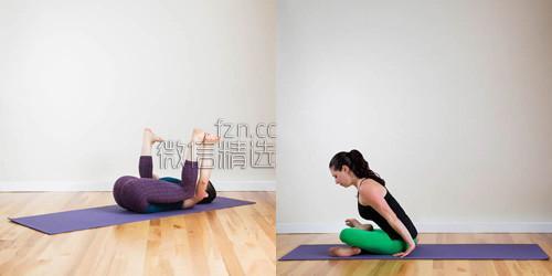 史上最全女人瑜伽,美臀、美背、瘦腿,赶紧收了,一学就会!