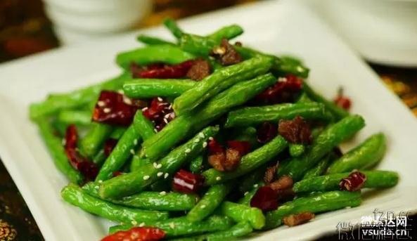 6种四季豆的家常做法,太赞啦!