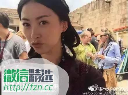 中国最美女星竟是豪门千金,富二代男友陪她走戛纳红毯!