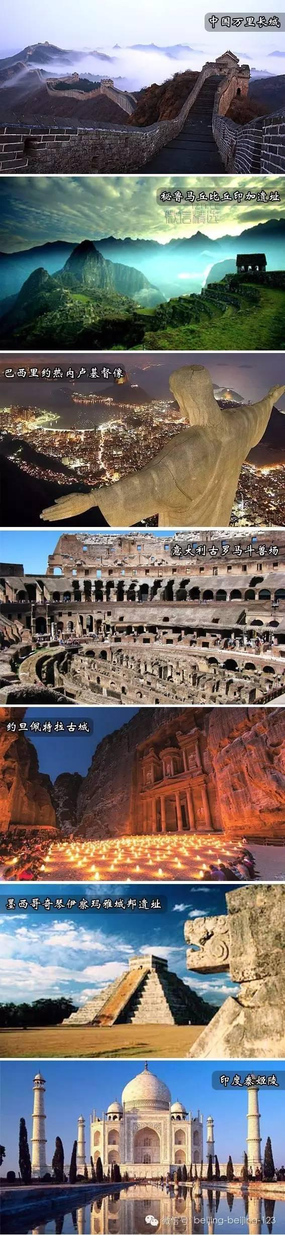 新世界7大奇迹之首在中国!不是长城也不是故宫,居然是…