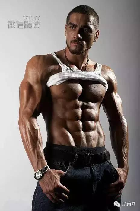 你是哪种肌肉男? 多图爆表~