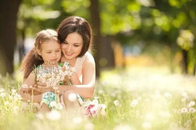 微信美文:只有自己变得美好了,孩子才会变得美好