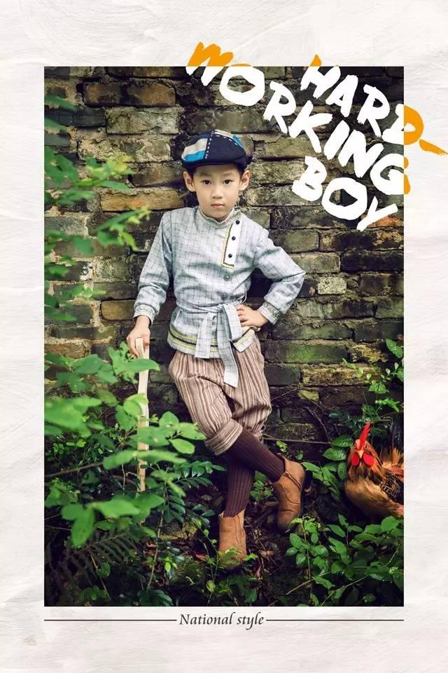 广宗格林童话儿童摄影会所唯美外景正式开拍