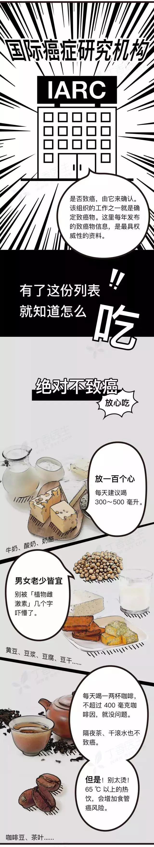 丁香医生:隔夜茶不致癌!真正致癌的食物是这些