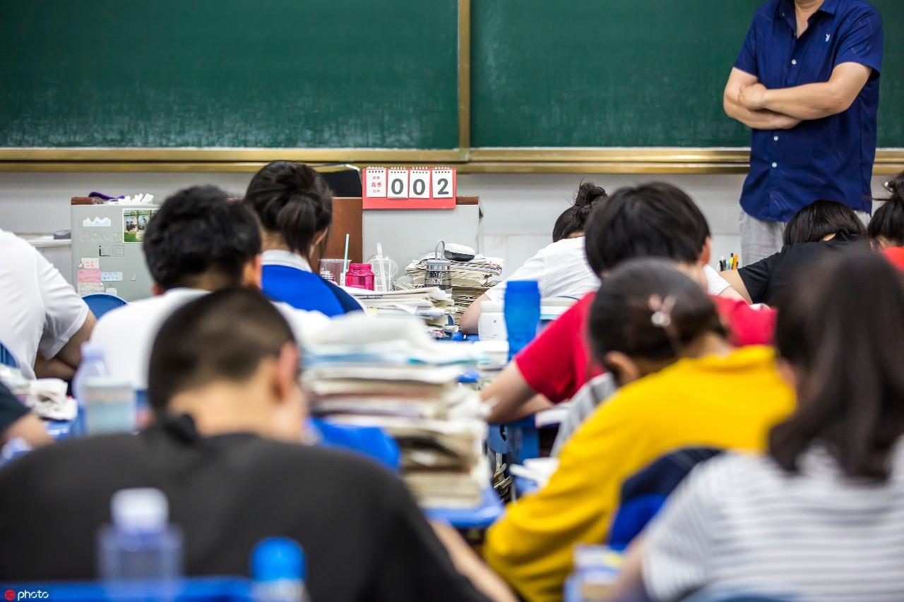 高考过后 一封高三老师写的离别信刷屏网络