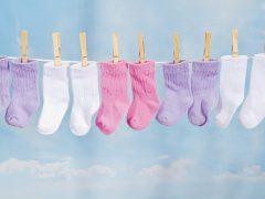 <b>袜子内裤能否一起洗?万没想到,内裤比袜子脏</b>