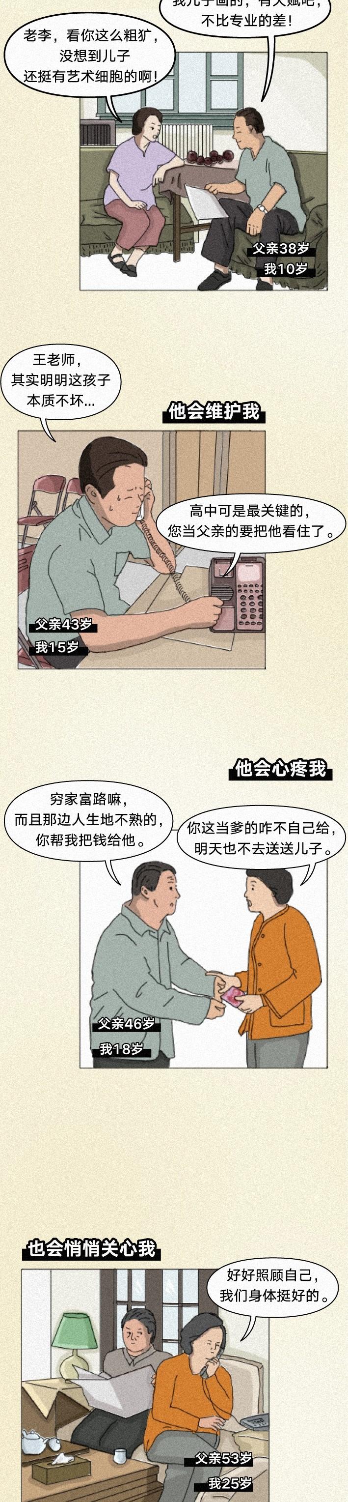 中国父亲图鉴