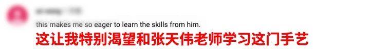 """外国网友齐声呼吁:""""张氏动态风筝""""请把这个技能传给中国的下一代"""