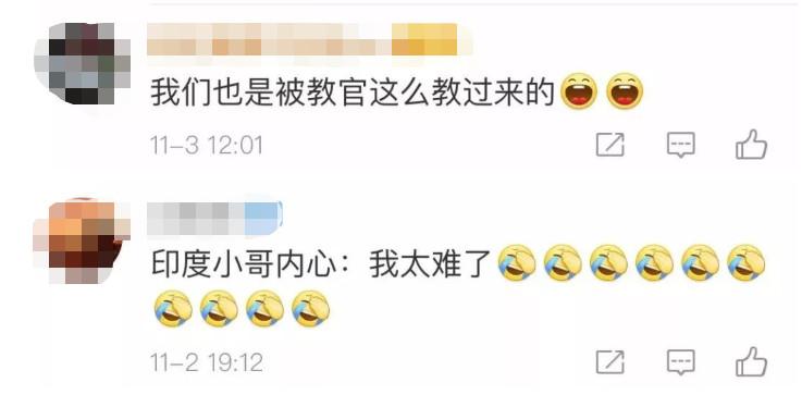 """外军在中国部队学叠""""豆腐块"""",我太难了!"""