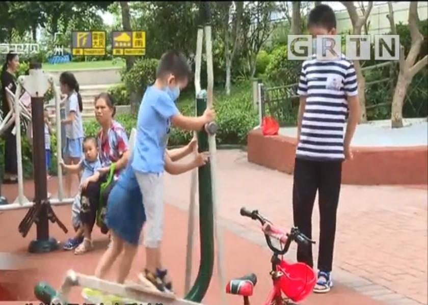 4岁男孩被截肢,这种公共健身器材很多小区都有!