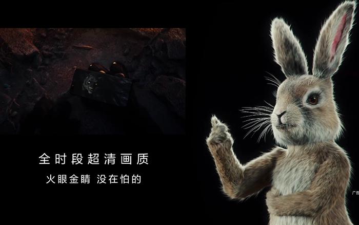 华为最新动画广告,华为发布了又萌又搞笑的动画片《有惊无险》