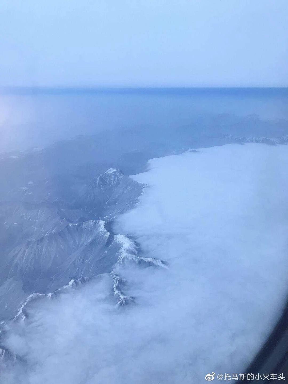 秦岭,真的能用一己之力挡住南下冷空气?