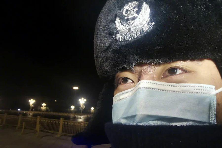 """中国人民警察节:全世界唯有中国,警察前还有""""人民""""二字!"""